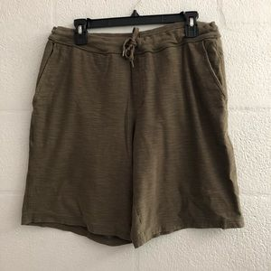 GAP Shorts - Gap Lounge Shorts Sz M